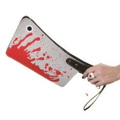 'Blutige Hackmesser' - Handtasche