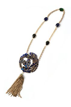 #necklace #Gripoix by Catherine Baba