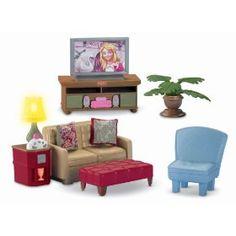 Fisher-Price Loving Family Family Room $37.98