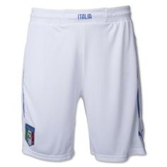 Italy 2014 FIFA World Cup Home Shorts available at http://www.world-cup-products-worldwide.com/italy-2014-fifa-world-cup-home-shorts/