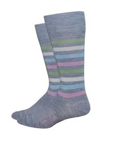 The Milan is part of the MONDO series of socks.