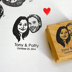 Hey, I found this really awesome Etsy listing at https://www.etsy.com/listing/201600247/save-the-date-custom-portrait