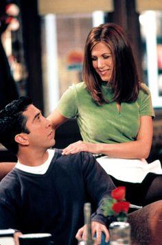 Serie Friends, Friends Cast, Friends Show, Friends In Love, Estilo Rachel Green, Rachel Green Style, Friends Scenes, Friends Moments, Friends Ross And Rachel