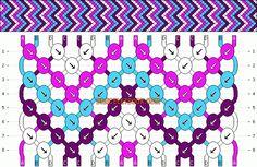 Double V pattern
