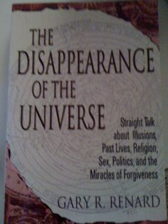 The Disappearance of the Universe in mhenni's Garage Sale in York , PA for $5.00. Paperback Shipping only