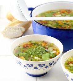 franse groentesoep