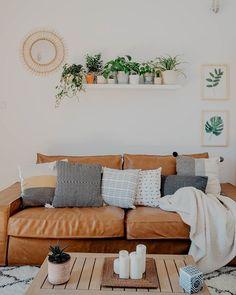 DIY: Portavelas de cemento personalizables - Alquimia Deco Beautiful Space, Concrete, Diy, Couch, Living Room, Crafts, Bohemian Living, Inspiration, Furniture