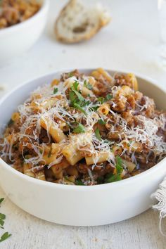 Macaroni Mince - Macaroni Mince by jholmes? Minced Beef Recipes, Mince Recipes, Beef Recipes For Dinner, Vegetarian Recipes, Cooking Recipes, Healthy Recipes, Mince Dishes, Savoury Dishes, Main Meals