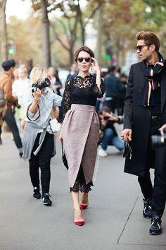 Street style вдохновение / Street Style / ВТОРАЯ УЛИЦА