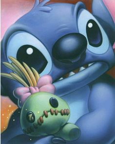 Stitch e Xepa