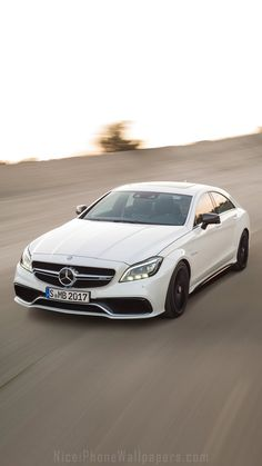 Mercedes-Benz CLS63 AMG iPhone 6/6 plus wallpaper
