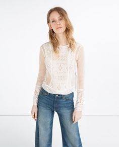 View All - TOPS - WOMAN | ZARA United States