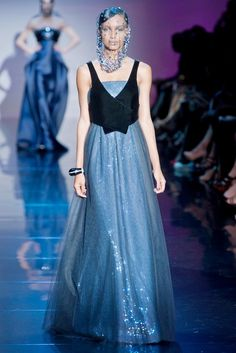 Armani Privé Fall 2012 Couture Collection