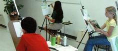 Works on Paper and Canvas Palo Alto, California  #Kids #Events