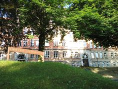 Goethe Gymnasium in Mansions, House Styles, Home, Decor, River, Decoration, Manor Houses, Villas, Ad Home
