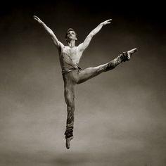 David Bushman, 1988  North Carolina Dance Theater