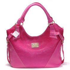 pink coach purse :)