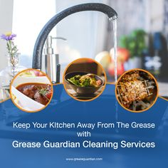 Prevent blockage in with grease guardian cleaning services. Kitchen Cleaning, Cleaning Services, Grease, How To Remove, The Unit, Housekeeping, Maid Services, Greece