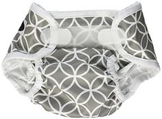 Amazon.com : Imagine Baby Products Hook and Loop Diaper Cover, Snow : Baby Diaper Covers : Baby