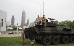 Marine Week in Cleveland