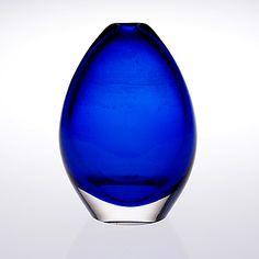 TIMO SARPANEVA - Art glass sculpture (h. 16 cm) for Iittala end of 1950's, Finland.
