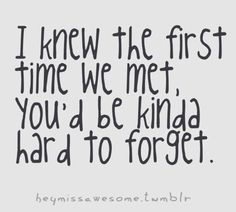 meeting for the first time quotes - Google Search