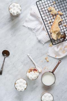 Postre Tres Leches (con frambuesas), paso a paso | Espacio Culinario