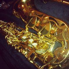 New saxophone