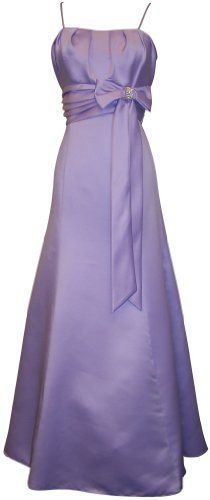 50s Style Long Satin Prom Dress Bridesmaid Gown With Bow Junior Plus Size, XS, Lavender PacificPlex,http://www.amazon.com/dp/B004IGQ286/ref=cm_sw_r_pi_dp_tUuetb01N7FYJ1EN