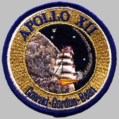 space mission patches | The Apollo Program - Mission Patches