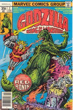 Godzilla #7 (Marvel)