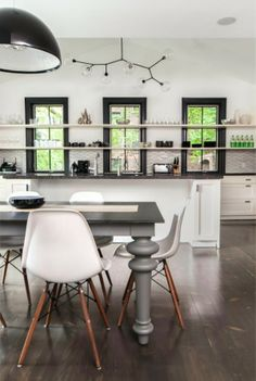 Favs 2013 Modern Kitchen by Toronto Interior Designers & Decorators Shirley Meisels from Houzz