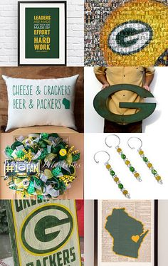 Love My Packers!!! by Carrie Dix on Etsy--Pinned with TreasuryPin.com