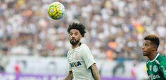 Cristian fica com vaga de Willians, e Corinthians define time titular