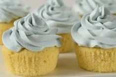 Vanilla Cupcakes Recipe- i just made these and added a little cinnamon.... so yummy!
