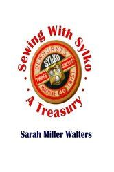 Sewing With Sylko - A Treasury Sarah Miller, Color Names, Sewing, Cotton, Writer, Archive, Colour, Amazon, Artwork