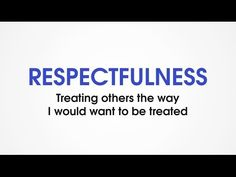(G6) Respectfulness - Character Trades. Character traits games for kids. - YouTube