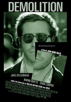 DEMOLOTION is een Amerikaanse film uit 2015 onder regie van Jean-Marc Vallée. De film ging in première op 10 september als openingsfilm op het 40ste Internationaal filmfestival van Toronto. Met in de hoofdrollen Jake Gyllenhaal, Naomi Watts en Chris Cooper.
