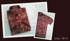 KODE 58A | IDR 70.000 | Bahan : katun prima, batik sablon kombinasi | Size M, L, XL | Hotline : 081333303545 | BB Pin 2128117C.