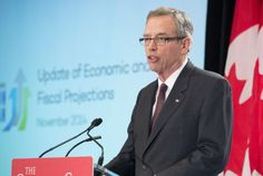 Oliver Delivers Fall Economic Update, at $800 a table  - http://www.truenorthtimes.ca/2014/11/24/oliver-delivers-fall-economic-update-800-table/