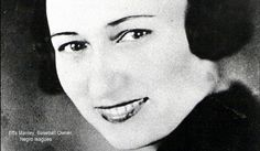 Effa Manley (born March and her husband owned the Newark Eagles… Great Women, Amazing Women, Today In Black History, Negro League Baseball, People Of Interest, Yesterday And Today, Interesting History, African American History, Women In History