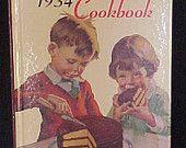 retro cookbook