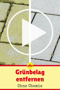 Remove verdigris- Grünspan entfernen In the garden it may be green, but please not on the terrace and on the furniture! We& tell you how to get rid of Grünbelag – completely without chemicals and high-pressure cleaners! Funky Lamp Shades, Pallet Dog Beds, Garden Images, Pallets Garden, Garden Landscape Design, Roof Repair, Diy Garden Decor, Garden Projects, Amazing Gardens