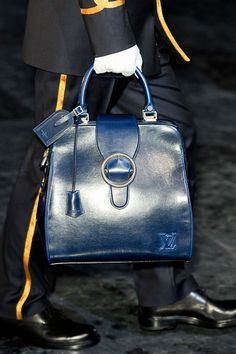 Louis Vuitton Fall 2012 - Details