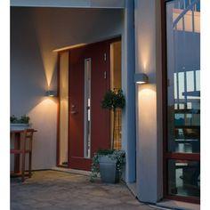 belysning husvägg