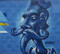 Decoración Artística y Graffiti | Adolfo Guerrero - Don Quichotte