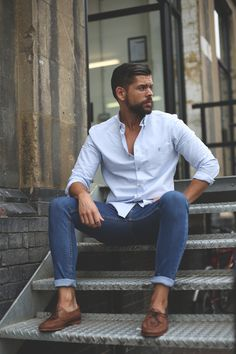 Fashion Tips 2018 Carlos Toun.Fashion Tips 2018 Carlos Toun Stylish Mens Outfits, Trendy Mens Fashion, Outing Outfit, Camisa Formal, Men Looks, Mens Clothing Styles, Men Casual, Menswear, Models