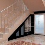 : Under Stairs Storage Ideas With Decorating Model