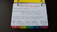 Nurse Nacole ◂ Nursing Resources: How To Make Your Nursing Brain Book Nursing School Notes, Nursing Career, Nursing Tips, Nursing Programs, Lpn Programs, Nursing Degree, Nursing Pneumonics, Neonatal Nursing, Nursing Articles