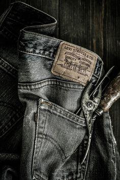 """oxcroft: """"// Levi Jeans // // www.oxcroft.com // """""""